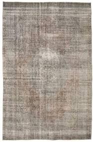 カラード ヴィンテージ 絨毯 182X283 モダン 手織り 薄い灰色/薄茶色 (ウール, トルコ)