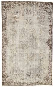 Colored Vintage Rug 184X295 Authentic  Modern Handknotted Light Grey (Wool, Turkey)