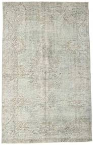 Colored Vintage Rug 180X291 Authentic  Modern Handknotted Light Grey/Beige (Wool, Turkey)