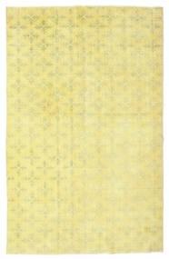 Colored Vintage Dywan 172X271 Nowoczesny Tkany Ręcznie Żółty/Beżowy (Wełna, Turcja)