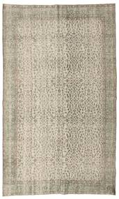 Colored Vintage Rug 163X272 Authentic  Modern Handknotted Light Grey/Dark Beige (Wool, Turkey)