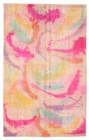 Colored Vintage Rug 164X260 Authentic  Modern Handknotted Light Pink/Pink (Wool, Turkey)
