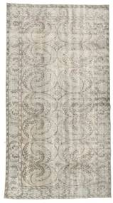Colored Vintage Rug 150X284 Authentic  Modern Handknotted Light Grey (Wool, Turkey)