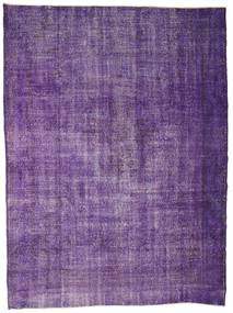 Colored Vintage Rug 230X310 Authentic  Modern Handknotted Dark Purple/Purple (Wool, Turkey)