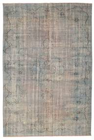 Colored Vintage Rug 178X268 Authentic  Modern Handknotted Light Grey (Wool, Turkey)