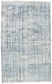 Colored Vintage Rug 169X278 Authentic  Modern Handknotted Light Grey/Light Blue (Wool, Turkey)