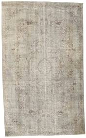 Colored Vintage Rug 174X291 Authentic  Modern Handknotted Light Brown/Light Grey (Wool, Turkey)
