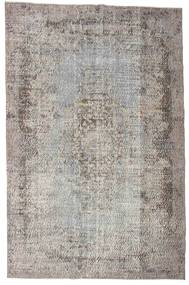Colored Vintage Rug 178X275 Authentic  Modern Handknotted Light Grey/Dark Grey (Wool, Turkey)