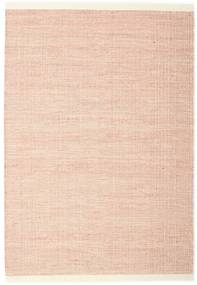 Seaby - Rust Rug 140X200 Authentic  Modern Handwoven Light Pink (Wool, India)