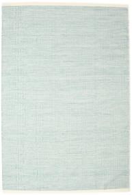 Seaby - Sininen Matto 200X300 Moderni Käsinkudottu Siniturkoosi/Valkoinen/Creme (Villa, Intia)