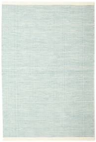 Seaby - Blue Rug 160X230 Authentic Modern Handwoven Turquoise Blue/Light Grey (Wool, India)