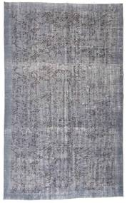 Colored Vintage Rug 163X267 Authentic  Modern Handknotted Light Grey/Light Purple (Wool, Turkey)