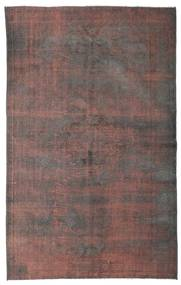 Colored Vintage Rug 166X262 Authentic  Modern Handknotted Light Brown/Brown (Wool, Turkey)