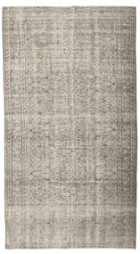 Colored Vintage Rug 145X270 Authentic  Modern Handknotted Light Grey/Light Brown (Wool, Turkey)