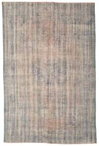 Colored Vintage Rug 174X266 Authentic  Modern Handknotted Light Grey/Light Brown (Wool, Turkey)