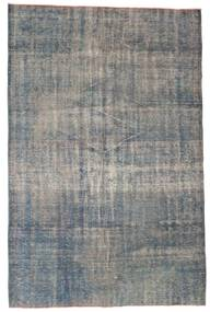 Colored Vintage Rug 183X282 Authentic  Modern Handknotted Light Grey/Dark Grey (Wool, Turkey)