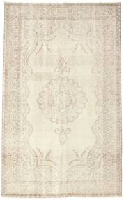 Colored Vintage Rug 171X284 Authentic  Modern Handknotted Beige/Light Brown (Wool, Turkey)