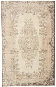 Colored Vintage Rug 177X283 Authentic  Modern Handknotted Light Brown/Beige (Wool, Turkey)