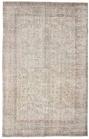 Colored Vintage Rug 181X284 Authentic  Modern Handknotted Light Grey/Light Brown (Wool, Turkey)