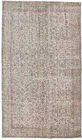 Colored Vintage Rug 171X284 Authentic  Modern Handknotted Light Brown/Light Grey (Wool, Turkey)