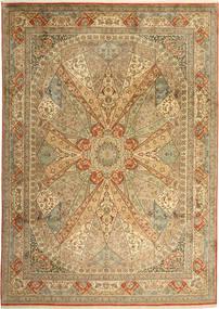 Kashmir ren silke teppe AXVZH15
