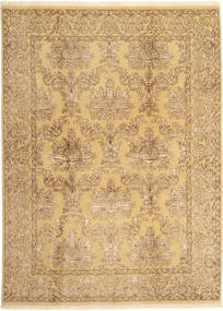Tabriz Royal Magic Covor 171X236 Orientale Lucrat Manual Maro Deschis/Bej Închis ( India