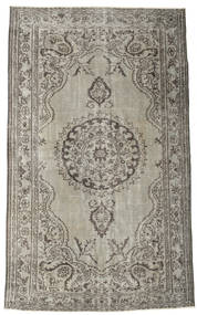 Colored Vintage Rug 171X272 Authentic  Modern Handknotted Light Grey/Dark Grey (Wool, Turkey)