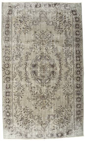 Colored Vintage Rug 166X276 Authentic  Modern Handknotted Light Grey/Dark Grey (Wool, Turkey)