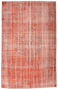 Colored Vintage Rug 177X284 Authentic  Modern Handknotted Light Pink/Dark Beige (Wool, Turkey)
