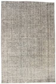 Colored Vintage Rug 190X290 Authentic  Modern Handknotted Light Grey/Light Brown (Wool, Turkey)