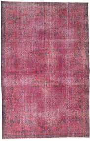 Colored Vintage Rug 187X290 Authentic  Modern Handknotted Purple/Light Purple (Wool, Turkey)
