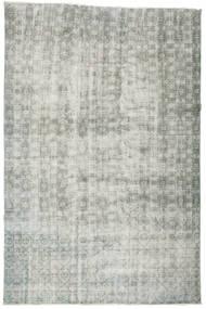 Colored Vintage Teppich  203X305 Echter Moderner Handgeknüpfter Hellgrau/Dunkelgrau (Wolle, Türkei)