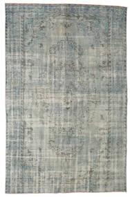 Colored Vintage Rug 174X273 Authentic  Modern Handknotted Light Grey/Dark Grey (Wool, Turkey)