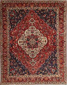 Bakhtiar Tapis 260X345 D'orient Fait Main Rouge Foncé Grand (Laine, Perse/Iran)