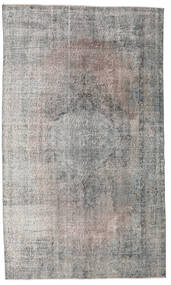 Colored Vintage Rug 169X285 Authentic  Modern Handknotted Light Grey/Dark Grey (Wool, Turkey)