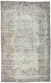 Colored Vintage Rug 177X290 Authentic  Modern Handknotted Light Grey (Wool, Turkey)