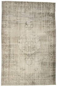 Colored Vintage Rug 183X293 Authentic  Modern Handknotted Light Grey/Light Brown (Wool, Turkey)