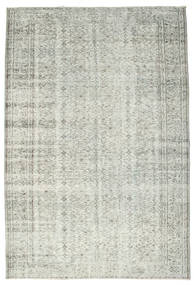 Colored Vintage Rug 183X277 Authentic  Modern Handknotted Light Grey/Beige (Wool, Turkey)