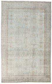 Colored Vintage Rug 177X284 Authentic  Modern Handknotted Light Grey/Beige (Wool, Turkey)
