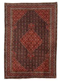 Ardebil Matta 203X295 Äkta Orientalisk Handknuten Mörkbrun/Mörkröd (Ull, Persien/Iran)