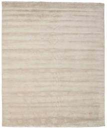 Handloom fringes - Lichtgrijs / Beige tapijt CVD16589