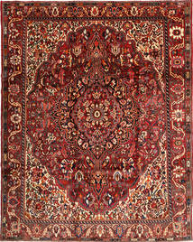 Bakhtiari Rug 260X335 Authentic  Oriental Handknotted Dark Red/Rust Red Large (Wool, Persia/Iran)
