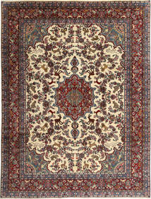 Hamadan Shahrbaf Pictorial Rug 262X348 Authentic  Oriental Handknotted Dark Brown/Light Brown Large (Wool, Persia/Iran)