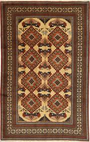 Ardebil Matto 166X257 Itämainen Käsinsolmittu Vaaleanruskea/Ruskea (Villa, Persia/Iran)