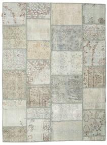 パッチワーク 絨毯 171X230 モダン 手織り 薄い灰色/ベージュ (ウール, トルコ)