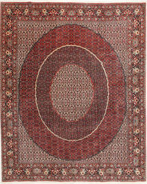 Bidjar Rug 250X305 Authentic  Oriental Handknotted Square Brown/Light Brown Large (Wool, Persia/Iran)