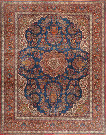 Hamedan Shahrbaf Rug 310X396 Authentic  Oriental Handknotted Dark Red/Dark Purple Large (Wool, Persia/Iran)