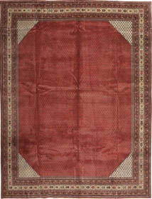 Sarouk Mir Rug 294X397 Authentic  Oriental Handknotted Dark Red/Brown Large (Wool, Persia/Iran)