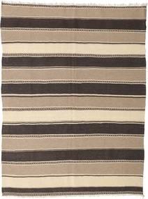 Kilim Rug 152X200 Authentic  Oriental Handwoven Light Grey/Beige (Wool, Persia/Iran)