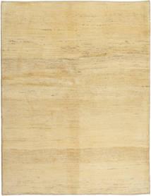 ギャッベ ペルシャ 絨毯 148X195 モダン 手織り 黄色/薄茶色 (ウール, ペルシャ/イラン)